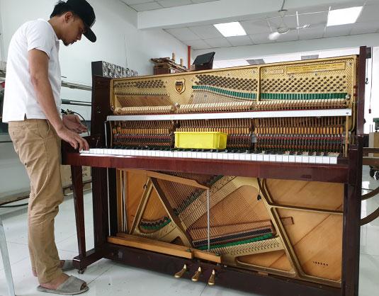 Piano-Maintenance